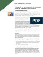 FDI in China-Freshfield