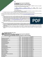 Edital 255 2019 Enfermagem Relao de Pessoas Cadastradas No 2 Perodo de Inscries