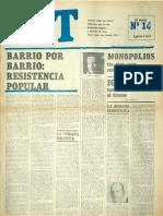CGT de los Argentinos Nº 14