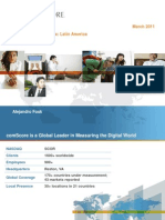 ComScore Latin America 2010 Year in Review