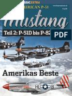 North American P-51 Mustang Teil 2.P-51D Bis P-82