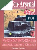 №37 Panzerkampfwagen 35 (t) Entwicklung und Einsutze