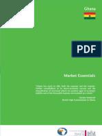 market essentials - ghana