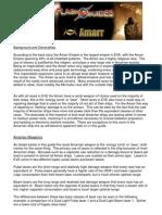 Amarr Frigate Guide