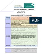 1.- PROYEC INDISC CIENTI DE OCTAVO A y B -