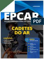 Apostila EPCAR Aeronáutica (FAB) PDF 2020 - Cadetes Do Ar