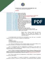 lei complemantar estadual 68 - ro - 1992 - regime jurdico dos servidores civis (1)