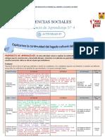 19 julio 2° A ciencias sociales