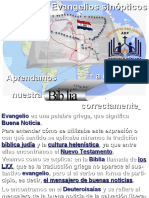 Tema 2-2.1 Evangelios sinópticos