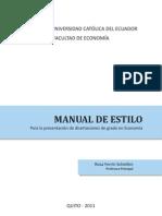 MANUAL DE ESTILO RF