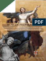 Livret Consécration à Marie 2020