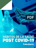 Hábitos de la Salud post CoViD-19
