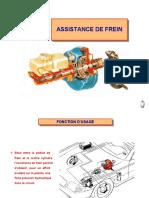 29 Assistance de Frein