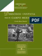 Derechos y Justicia Para El Campo Mexicano