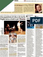 """Urbino - Marco Malvaldi presenta """"Odore di chiuso"""" - Il Resto del Carlnio del 23 marzo 2011"""