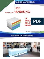 merchandising 4-La implantación en el punto de venta