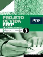 PROJETO DE VIDA - 3ª SÉRIE - CADERNO DO ALUNO