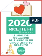 2020 RICETTE FIT - cucinaortica