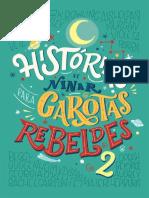 @ILoveRead Historias de Ninar Para Garotas Rebeldes 02- Elena Favilli
