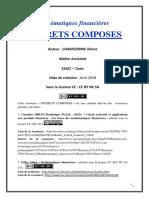 Intérêts composés REL Charfeddine jihene