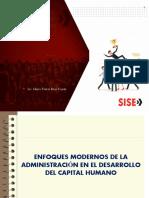 ADMINISTRACION SESION 02 ENFOQUES DE LA ADMINISTRACIÓN