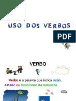 aula de verbos