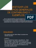 PRINCIPIOS GENERALES DE CONTABILIDAD