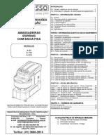 Manual A-80-160-200