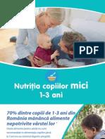 nutritia alimentatia bebe copii parinti Nestle