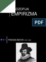 filozofija empirizma