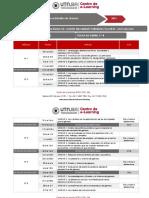 Cronograma del diplomadoi