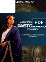 As Bases Biblicas do Pastorado Feminino - Everton Edvaldo
