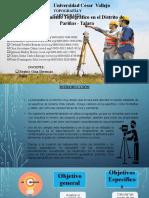 ESTUDIO DE LA CIIUDAD DE TALARA - DISTRITO PARIÑAS