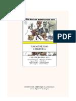 Carlos Forcadell - Nacionalismo e historia