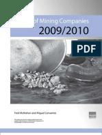 Mining Survey 2009 - 2010