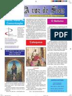 Jornal A Voz de Sion 4ª. edição