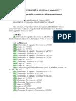 OUG 28 1999 - Obl Operatorilor Ec de a Utiliza Aparate de Marcat Electronice Fiscale