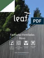 Leaf - Fachada Ventilada de Madera