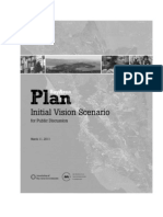 Association of Bay Area Governments (ABAG) Initial Vision Scenario Report For Regional Planning (2011)