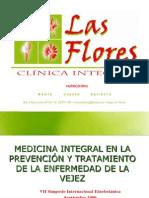 Medicina Preventiva en El Tratamiento de La Enfermedad de La Vejez