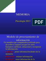 5 Memoria