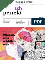 Deutsch Perfekt Plus (122020)