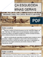 Criança Esquecida das Minas Gerais