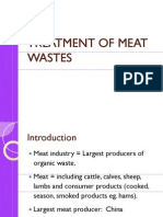 FST 4914 TREATMENT OF MEAT WASTES