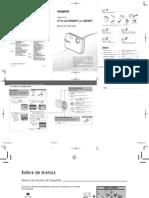 Manual Mju550WP