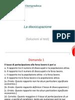 istituzioni di economia 14_Disoccupazione_Test_soluzione