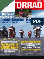 Motorrad 1982-04 Testbericht Extrablatt Achtziger und Zubehör (2)