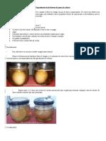 XIOMMY Experimento de los huevos de goma de colores