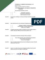 Prova Recuperação- UFCD 0850