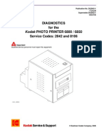 Diagnostic printer 68XX
